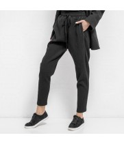 Aaliyah Jacquard Suit Trousers